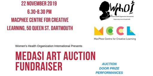 Medasi Art Auction Fundraiser