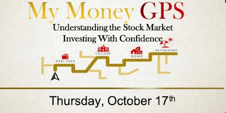 My Money GPS - Investing with Confidence tickets