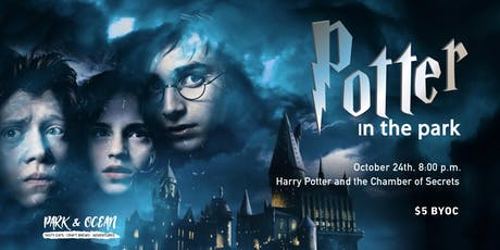 Potter in the Park tickets