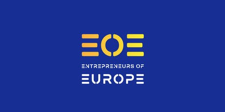 Entrepreneurs of Europe | Meet-Up of European founders and their businesses tickets