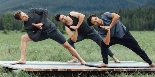 lululemon Mont Mall In-Store Yoga with Becca Thomas, Park Potomac Yoga
