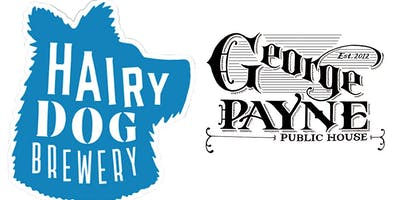 Meet the Brewer & Tap Takeover with Hairy Dog Brewery & The George Payne
