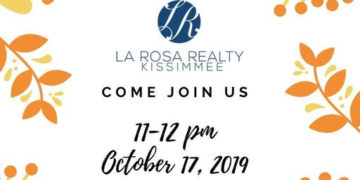 La Rosa Kissimmee Discovery Event