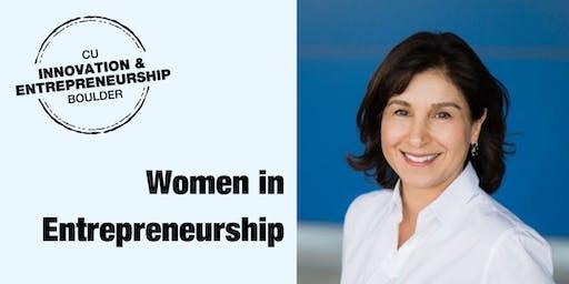 Women in Entrepreneurship: Fireside Chat with VC Faran Nouri