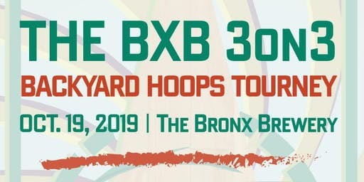 Bronx Brewery 3-on-3 Backyard Hoops Tourney, pres. by Euro Step IPA