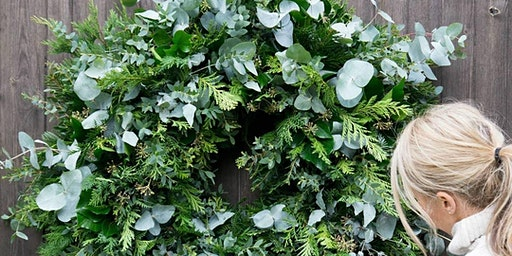 Wreaths with Katie