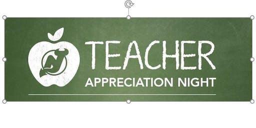 NJ Devils Game-Educator's Appreciation Night