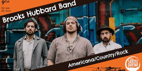 Brooks Hubbard Band tickets