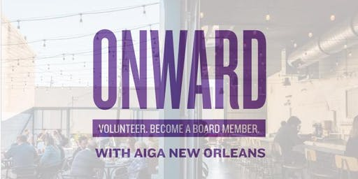 AIGA New Orleans ONWARD
