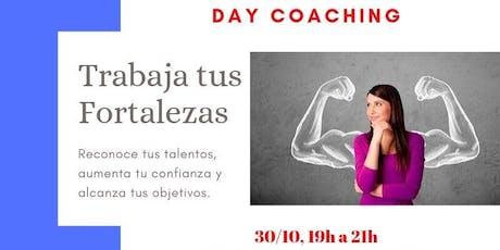 Day Coaching - Trabaja tus Fortalezas entradas