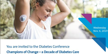 10th Annual Diabetes Conference tickets