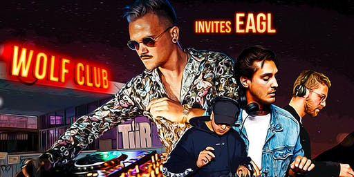WOLF CLUB invites Eagl // 9November