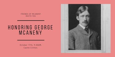Celebrating George McAneny's 150th: Honoring the Spirit of McAneny tickets