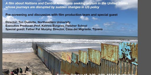 Waylaid in Tijuana Documentary Pre-screening