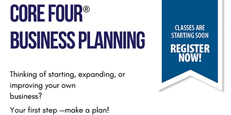 Core Four Business Planning tickets