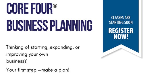 Copy of Core Four Business Planning