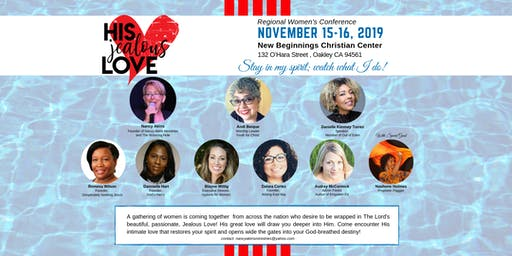 His Jealous Love Women's Conference Oakley, California