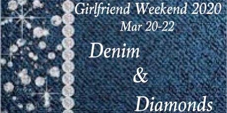Girlfriend Weekend 2020 tickets