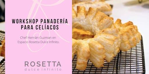 Workshop de Panadería Sin Gluten / MODULO 1