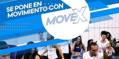 MoveX entradas