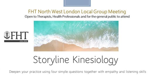 Health Professionals, enhance your current practice with Storyline Kinesiology