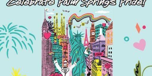 Celebrate Palm Springs Pride with Kiehl's!