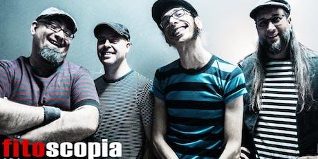 Fitoscopia, el mejor tributo a Fito&Fitipaldis en Barcelona tickets