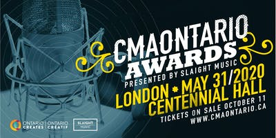 2020 CMAONTARIO AWARDS