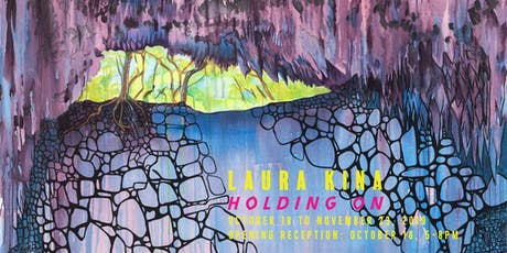 "FLXST Opening Reception for ""Holding On"" by Laura Kina tickets"