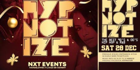 Hypnotize tickets