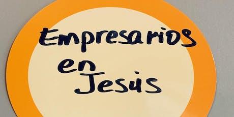 Empresarios en Jesus entradas