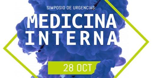 Simposio de Urgencias - Medicina Interna
