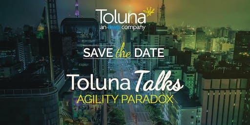 Toluna Talks, Agility Paradox