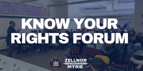 Know Your Rights: Crown Heights tickets