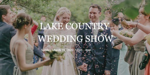 Lake Country Wedding Show