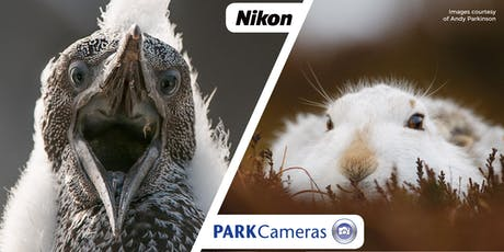 The art of animal portraiture; with Andy Parkinson tickets