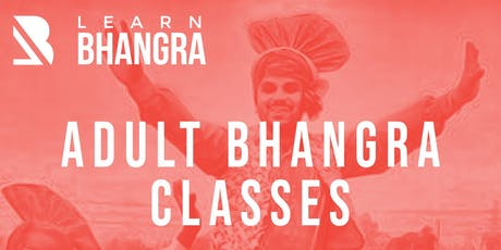 Learn Bhangra Dance Adult Drop-In Class in Morrisville, NC tickets