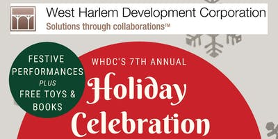 WHDC 7th Annual Community Holiday Celebration