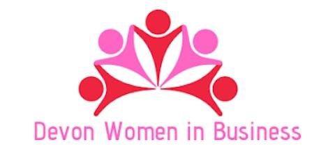 Devon Women in Business - Breakfast Meeting tickets