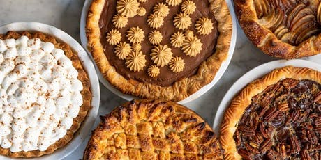 Thanksgiving Pie Give Back tickets