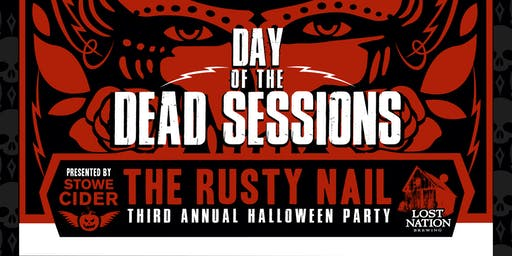Halloween @ The Nail: Day of the Dead Sessions