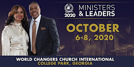 Ministers and Leaders Conference 2020 with Creflo & Taffi Dollar tickets
