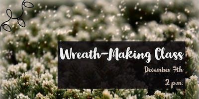 Handmade Evergreen Wreath Class