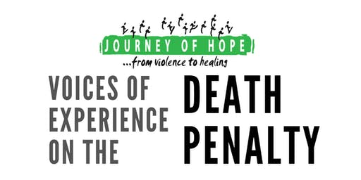 Voices of Experience on the Death Penalty