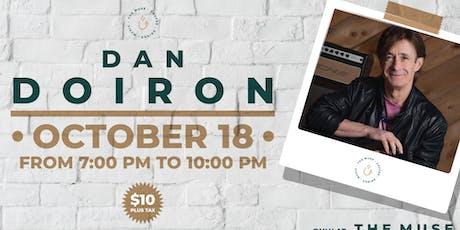 The Muse present Dan Doiron tickets