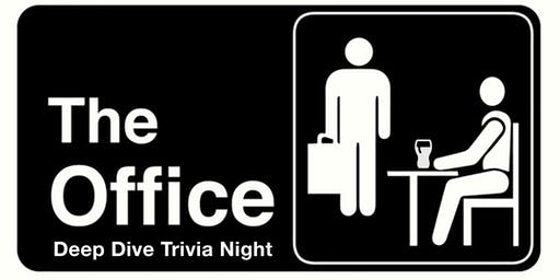 The Office  Deep Dive – Trivia Night for the Real Fans!