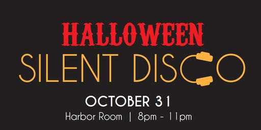 Halloween Silent Disco at Horseshoe Casino Baltimore