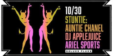 STUNTIE - DEVIL'S NIGHT EDITION - DLXX FLXX tickets