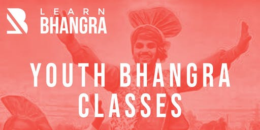 Learn Bhangra Dance Youth Classes - Morrisville, NC on Saturdays