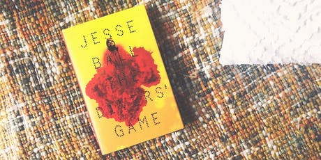 Book Club - The Divers' Game by Jesse Ball tickets